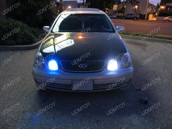 Lexus - GS - LED - HID 13